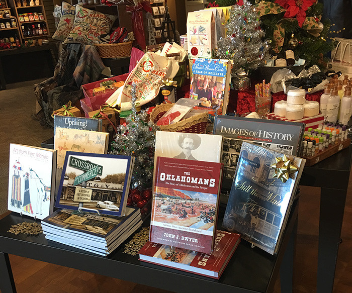 The Oklahomans - Oklahoma History Center Museum Store