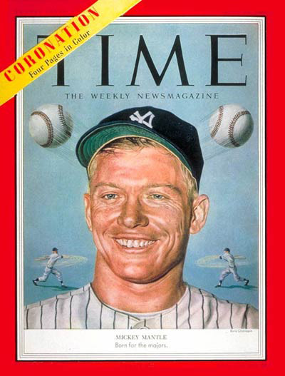 Mickey Mantle The Mick Life was more than Home Runs and All Star games