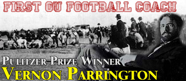 First OU Football Coach & Pulitzer Prize Winner - Podcast