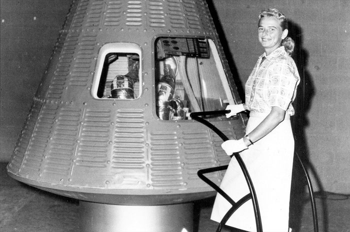 Norman native Jerrie Cobb, star of America's early female astronaut candidates