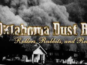 Rollers, Rabbits, and Red Snow – The Oklahoma Dust Bowl