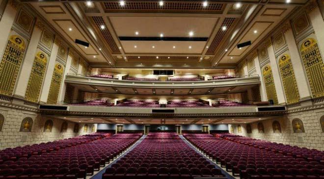 McFarlin Auditorium, Southern Methodist University, Dallas