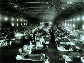 Oklahoma and the Fearsome Spanish Influenza