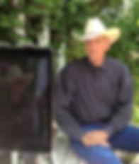 John J. Dwyer talking to camera