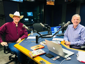 John & Mustang Guest on Kerby Anderson's Nationally Broadcast Point of View Talk Show