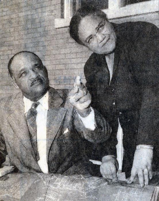 Walter J. and Frances Edwards
