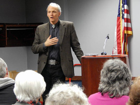 John Presenting New Oklahoma History Talk Monday Evening at OKC History Center