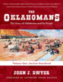 The Oklahomans Vol 1 - John J. Dwyer