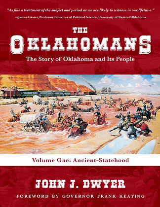 The Oklahomans (Vol 1)