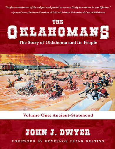 Oklahomans - Story of Oklahoma and Its People