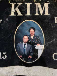 Mr. & Kwan Young Kim, who escaped North Korea, built a family in South Korea, immigrated to America, were married for seventy-nine years, and died one month apart