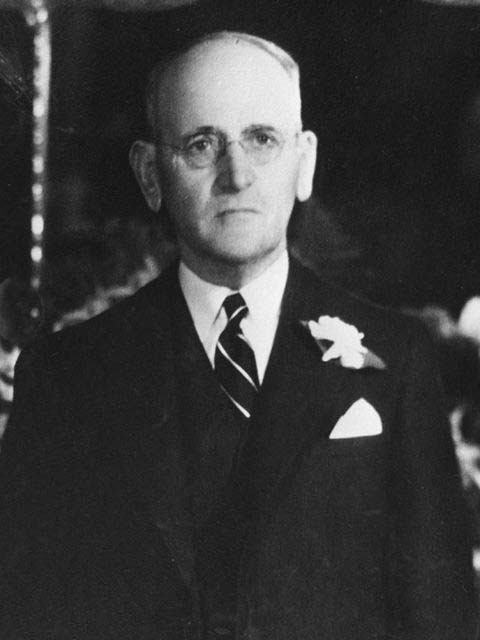 Oklahoma pioneer Robert M. McFarlin
