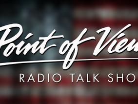 "John Talks Oklahoma and American History on Nationally-Broadcast ""Point of View"" Radio Program"