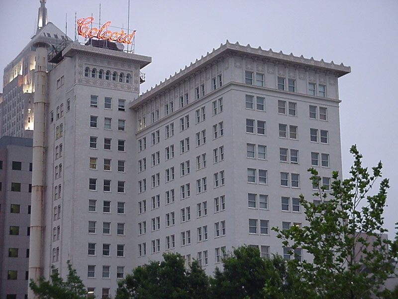 The Colcord Building