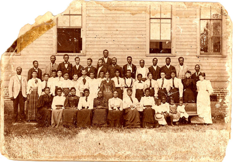 Langston Oklahoma 1889 land run student body