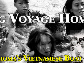 Long Voyage Home – Oklahoma's Vietnamese Boat People
