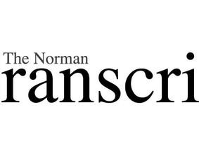 Norman Transcript Newspaper Interviews John
