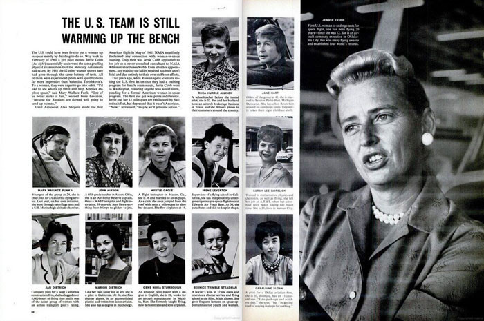 Clare Booth Luce's searing Life magazine article