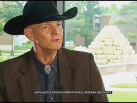 News9 TV Spotlights Mustang, PTSD, John's SNU Veteran Students