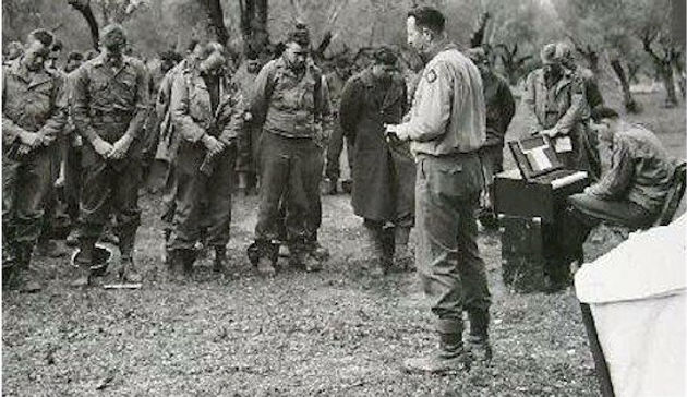 Ww2 Christmas Day.Oklahoma And The 45th Infantry Thunderbirds In World War Ii