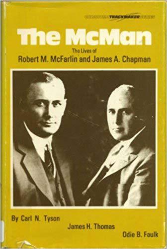 The McMan, biography of Robert McFarlin