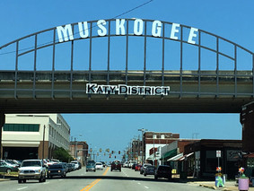 Talking Muskogee History—There is a Lot of It!