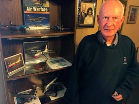 Captain Virgil Kinnison: Decorated WW 2 Pilot