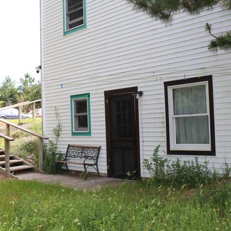 Schoolmaster's Hideaway Entrance