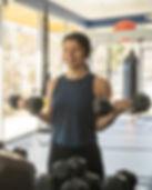 Equilibrium Fitness Trainer | Lauren Harper
