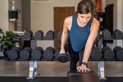 Equilibrium Fitness   Hammer Strength   Tricep Extension   Atlanta   Piedmont Park