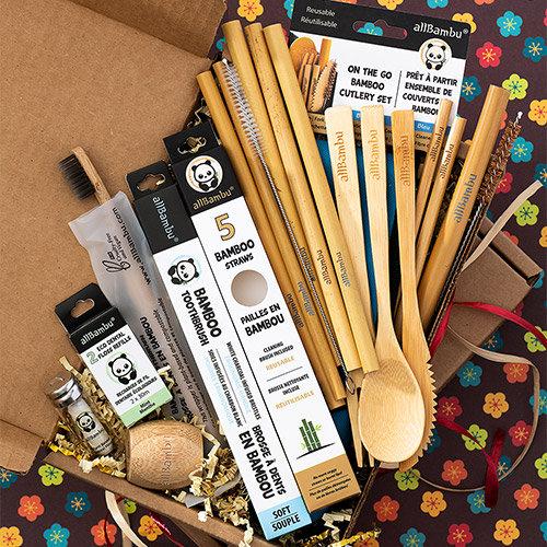 Zero Waste Box - Eco Holiday Gift Set