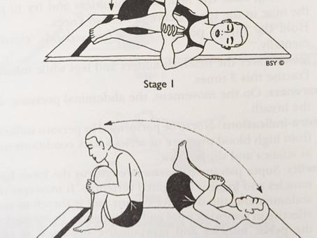 腰痛「椎間板ヘルニア」とヨガ