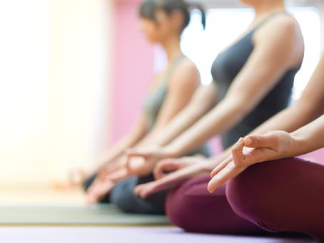 2月の『マインドフルネス瞑想』