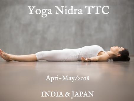 インドと日本【ヨガニードラTTC】