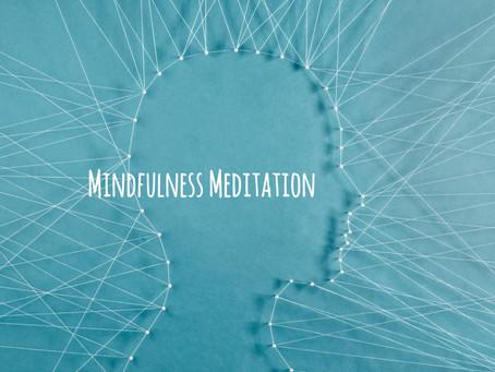 2月【マインドフルネス瞑想】