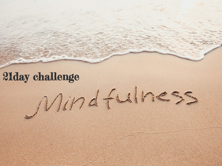 21日間チャレンジ+1週間【マインドフルネス瞑想】
