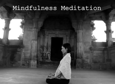 12月の瞑想会【マインドフルネス瞑想】