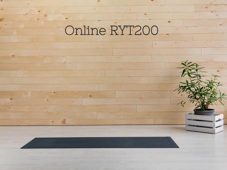 オンラインコース【RYT200】2020/11~12