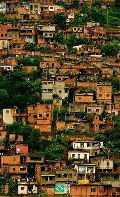 Aglomerado da Serra em Belo Horizonte, u