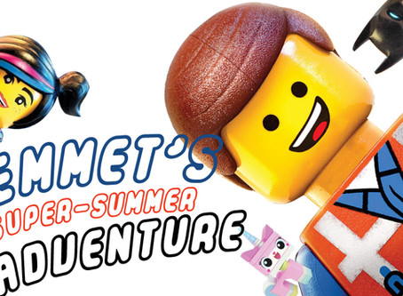 Emmet's adventure - summer program 2020