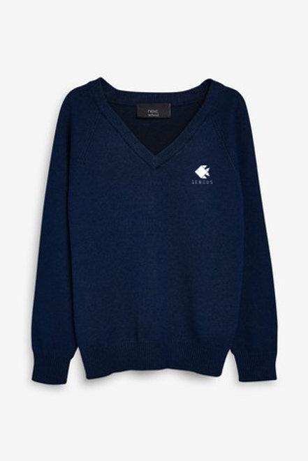 Pletený svetr GENIUS