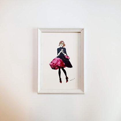 Tisk do rámečku – Fashion