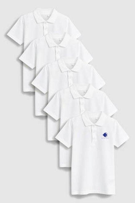 Chlapecké polo triko - 5 kusů