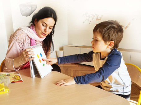 Celková diagnostika dítěte