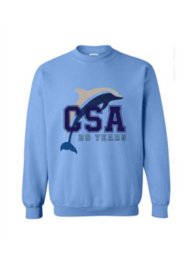 Limit edition CSA XX Years Sweater