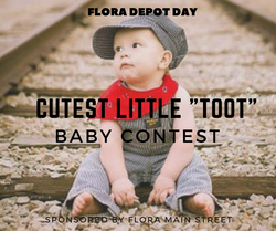 """Cutest Little """"Toot"""" baby COntest"""