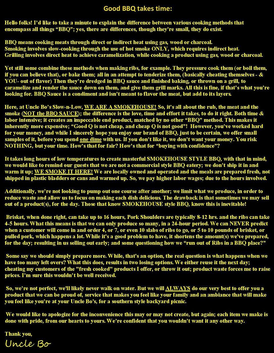 Full Menu (Elyria) 1-2021 NEWEST (Covid)