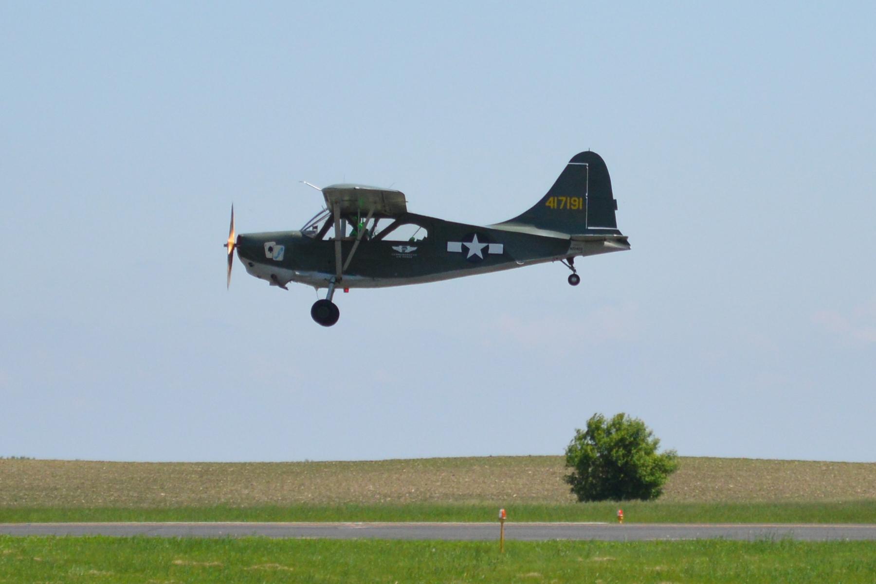 Joe Foss CAF L-5