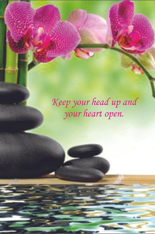 Heart open