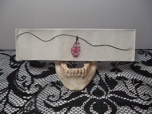 Mettaton Ex Inspired Necklace
